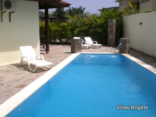 Vacation Villas in Sosua with private swimming pool